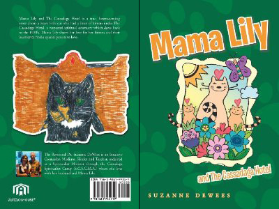 Mama Lily: and The Cassadaga Hotel by Suzanne DeWees